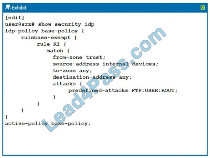 jniper jn0-334 certification exam q3