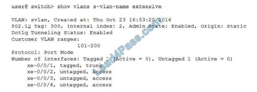juniper jn0-648 certification exam q8